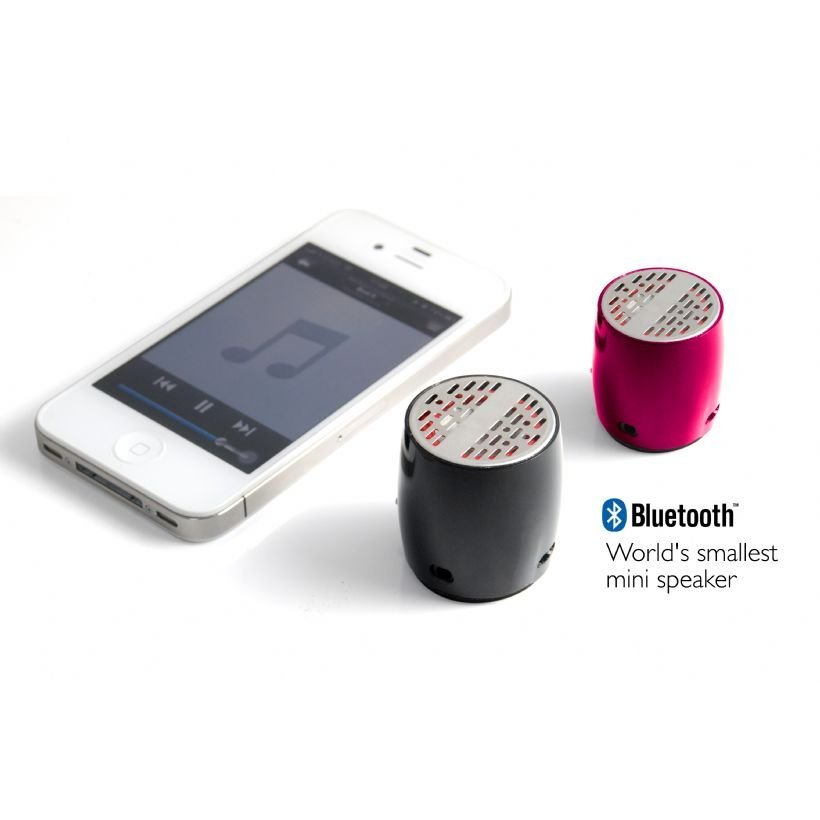 Ultra Mini Portable Speaker with Bluetooth