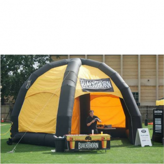 Inflatable Event Domes