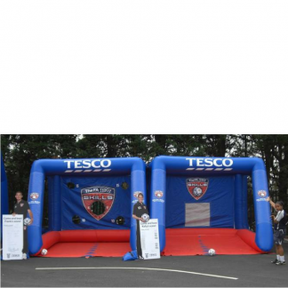 Inflatable Sports Cages