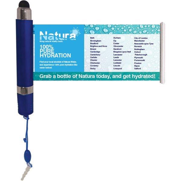 Stylus Banner Pen