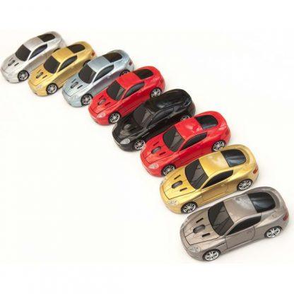 Mouse - car shape