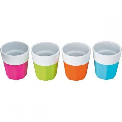 Mug set, 4 pieces