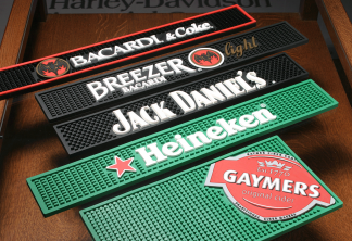 Custom Bar Runners & Towels