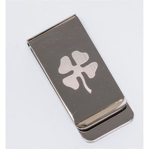 Money Clip - Silver Plated