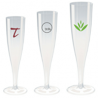 Disposable Champagne Flutes