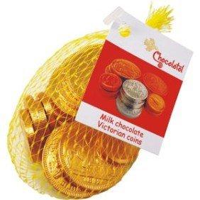 Chocolate Coin net