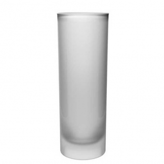 Cylinder Conical Shot Glass