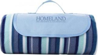 Riviera water-resistant outdoor picnic blanket