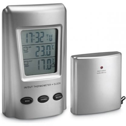 Thermometer With Outdoor Sensor