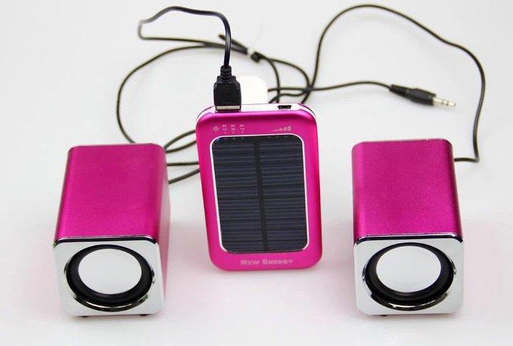 Stylish Solar Power Banks