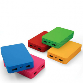 Rubber Effect Power Charger