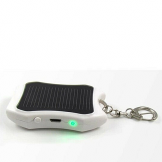 Solar Charger with Key Chain