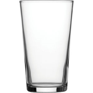 Budget Conical Half Pint Glass