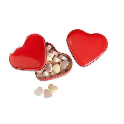 Heart Shaped Tin