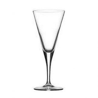 23cl V shaped white wine glass