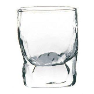 Ice Rock Effect Shot Glass