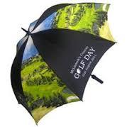 Branded Promotional Golf Umbrellas
