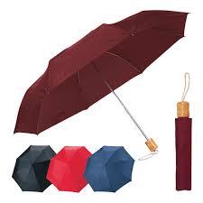 Branded Promotional Telescopic Umbrellas
