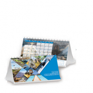 Personalised Desk Calendar – Fast Delivery!