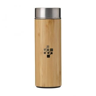 Osaka 360ml bamboo thermo cup