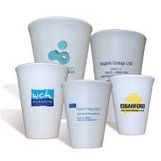 Branded Polystyrene Cups