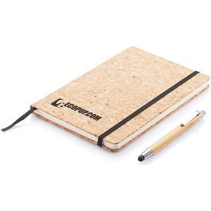 Cork A5 Notebook