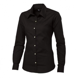 Aspen Ladies Blouse in Black