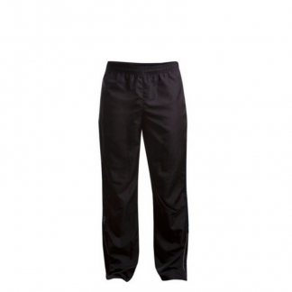 Black Active Wind Trousers