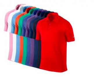 Nike Golf Polo Shirts
