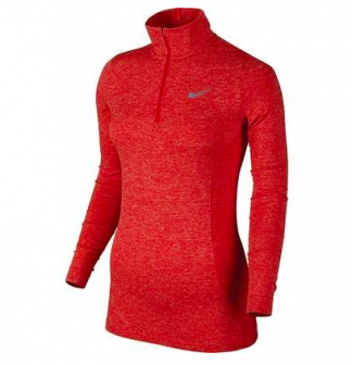 Nike Ladies Zip Top