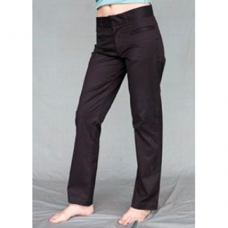 Slim Fit Essential Ladies Trousers