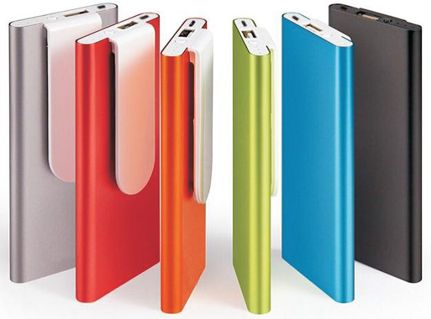 clip on power bank
