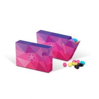 Slide sweet box