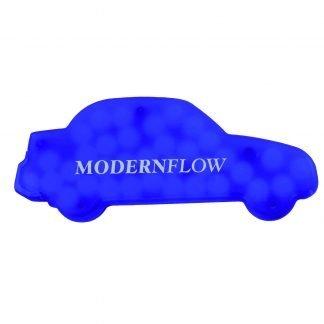 Car shaped mint dispenser
