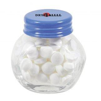 Jar of mints