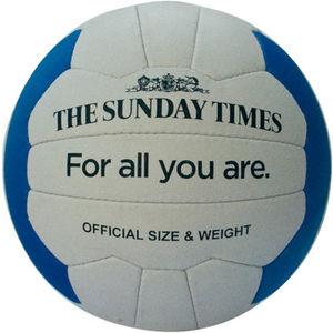 Size 5 Training Promotional Netball