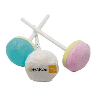 Promotional dextrose lollipop