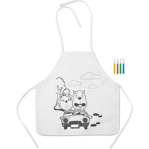 Kids Paint & Cook Apron