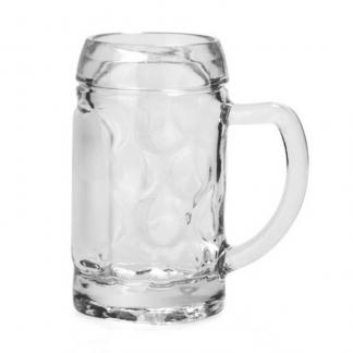 Dimpled Tankard Shot Glass