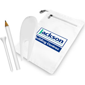 Golf Gift Bag Set