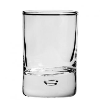 Bubble Base Shot Glass