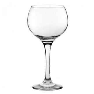 Ambassador gin glass