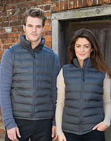 Branded Gilets and Body Warmers