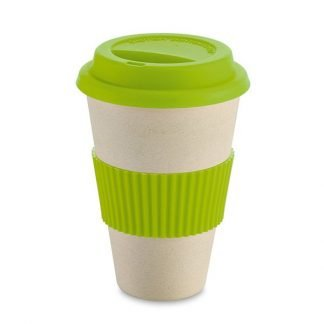 Large Bamboo Travel Cup