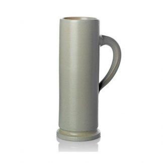 Slim Ceramic Beer Glass