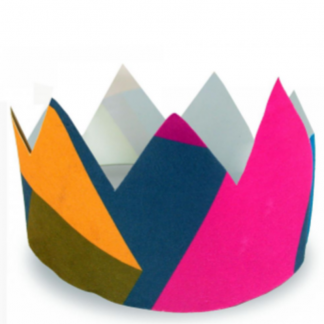 Christmas Cracker Style Party Hat