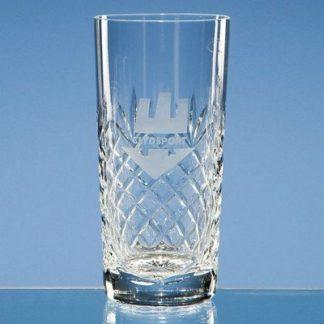 Durham Lead Hi Ball Glass