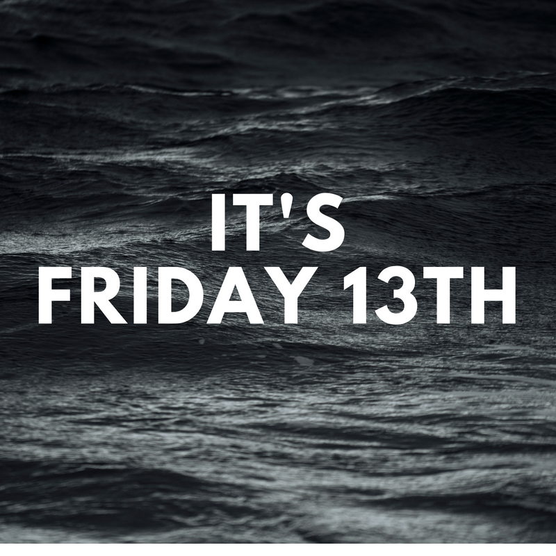 Promotional Gift Ideas for Friday 13th