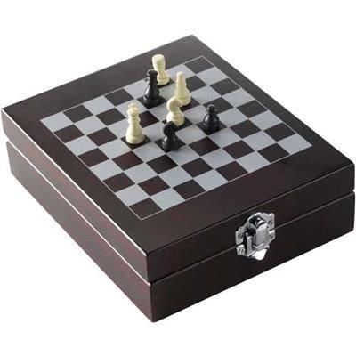 Wine And Chess Set