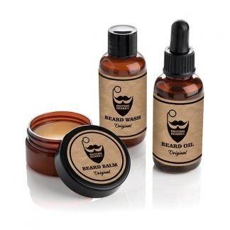 Promotional Beard Wash